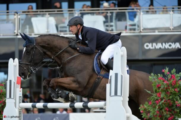 Holger Wulschner gewinnt den Großen Preis der Mediterranean Equestrian Tour (Foto: Hervé Bonnaud)